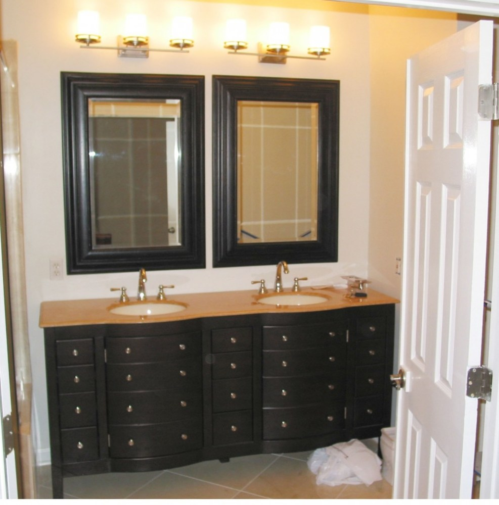 Small Bathroom Sinks With Cabinet