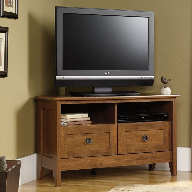 Small Corner Tv Stands For Flat Screens