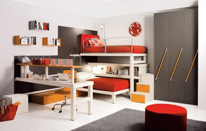 Small Double Bed For Kids
