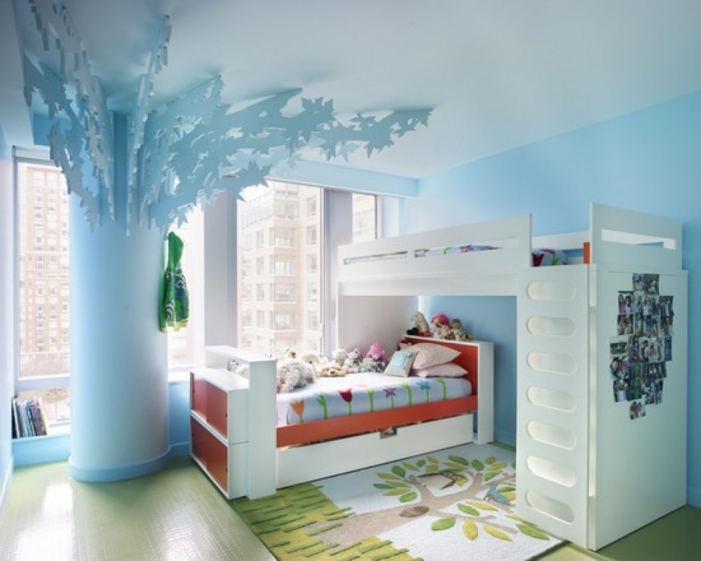 Small Kids Bedroom Decor Ideas