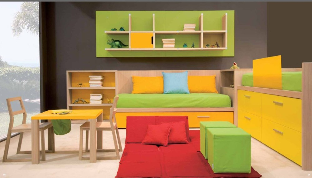Small Kids Bedroom Designs
