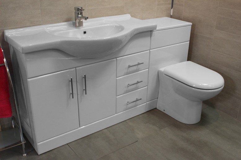 Small Sink And Cabinet For Bathroom