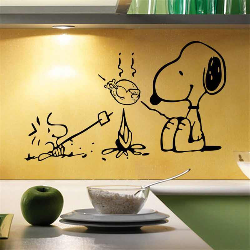 Snoopy Wall Decals Nursery