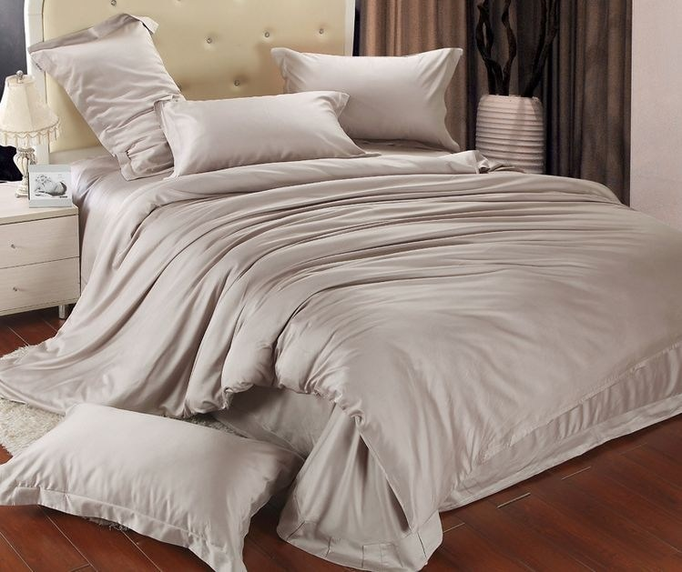 Solid Color Comforter Sets King