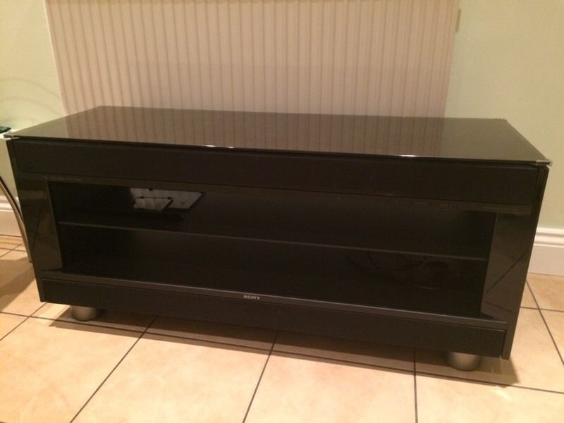Sony Tv Stand With Built In Speakers