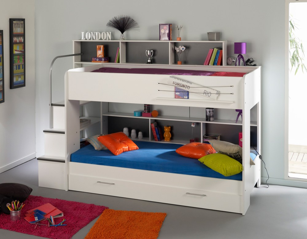 Space Saving Bunk Beds For Kids