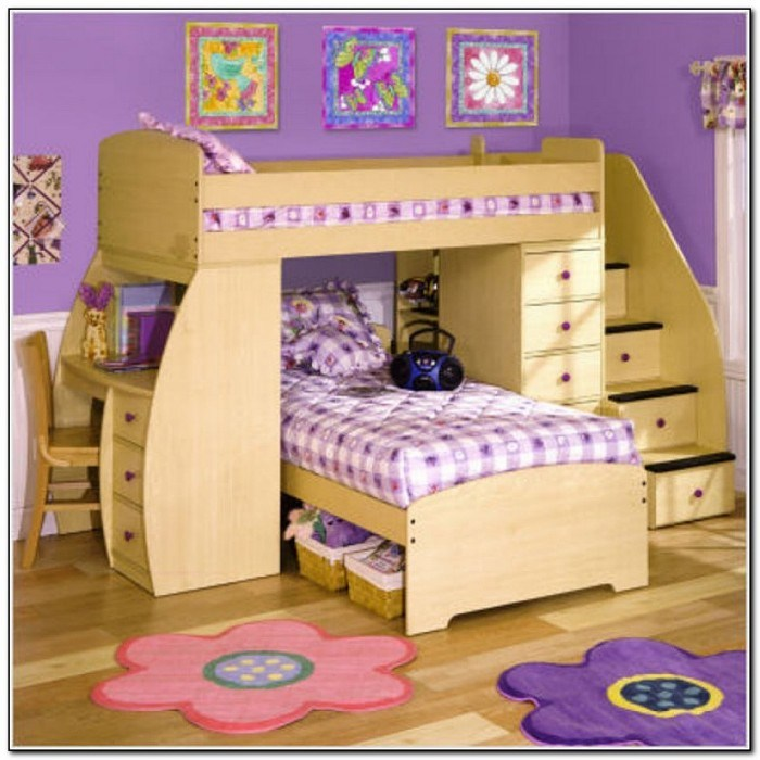 Space Saving Kids Beds