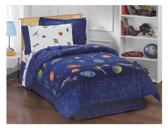 Space Themed Comforter Sets