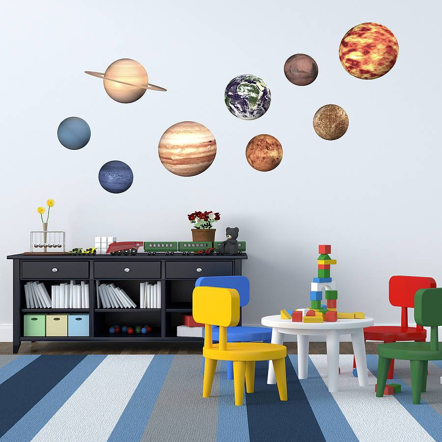Space Wall Decals Canada