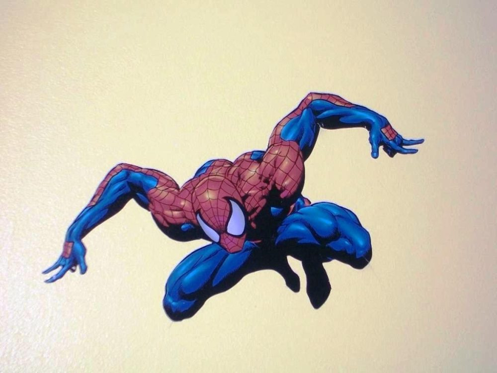 Spiderman Wall Decals Target