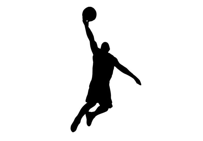Sport Silhouettes Wall Decals