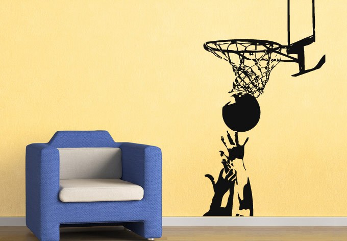 Sports Decals For Walls