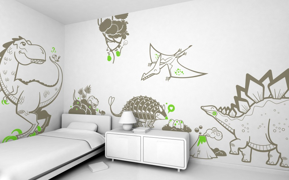 Sports Wall Decals For Boys Room