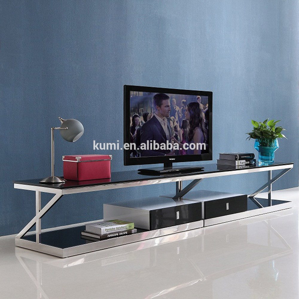 Stainless Tv Stand