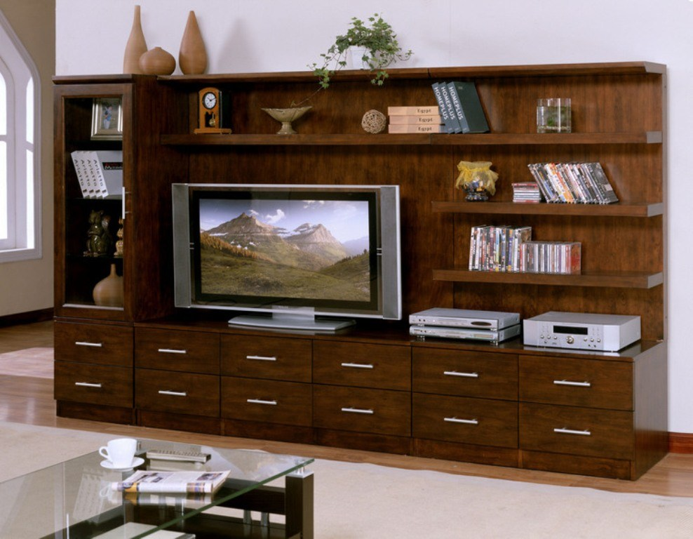 Standard Tv Stand Height