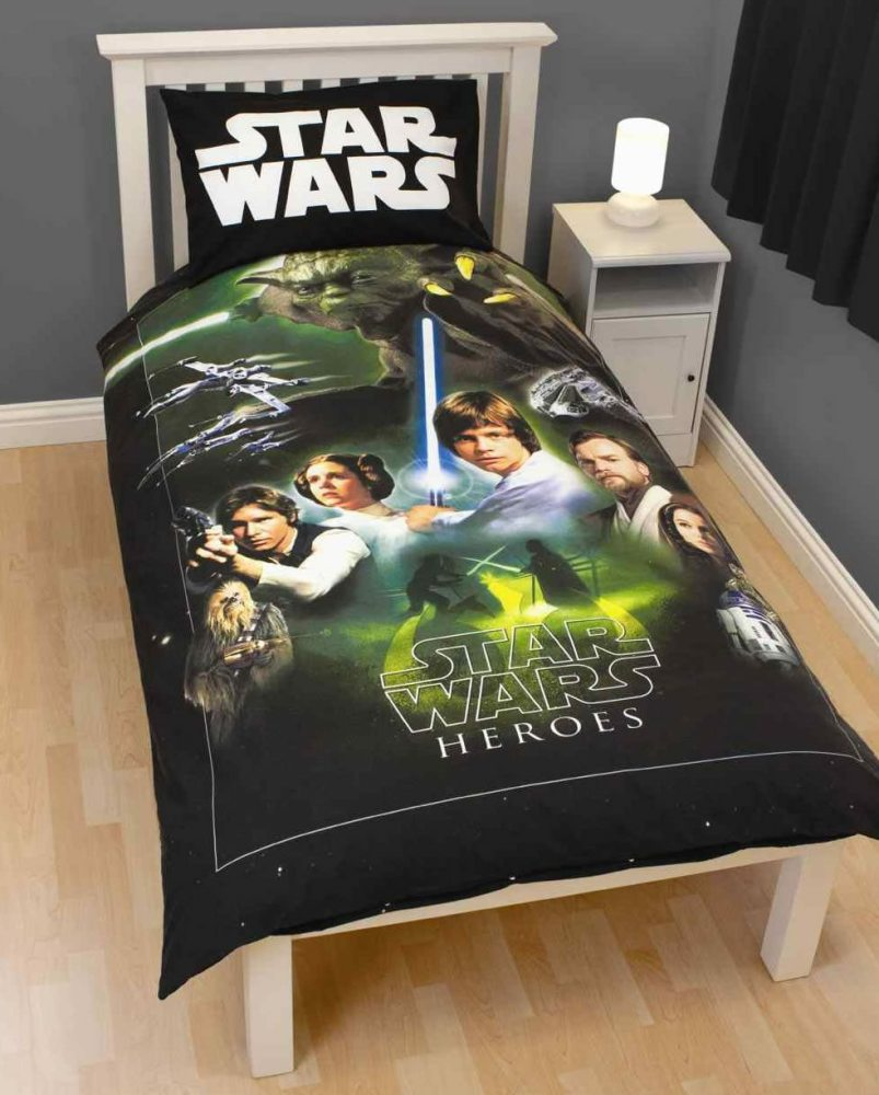 Star Wars Bedding For Kids