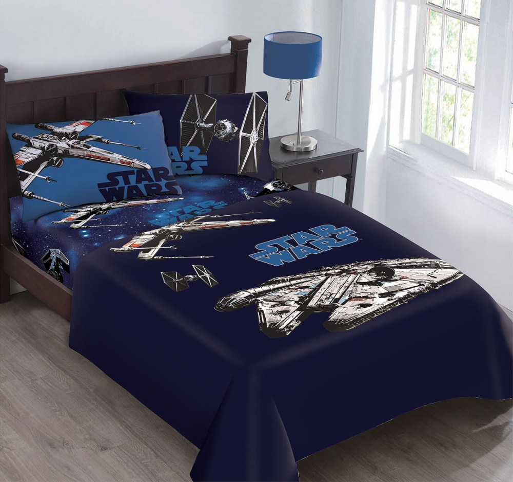 Star Wars Comforter Set Walmart