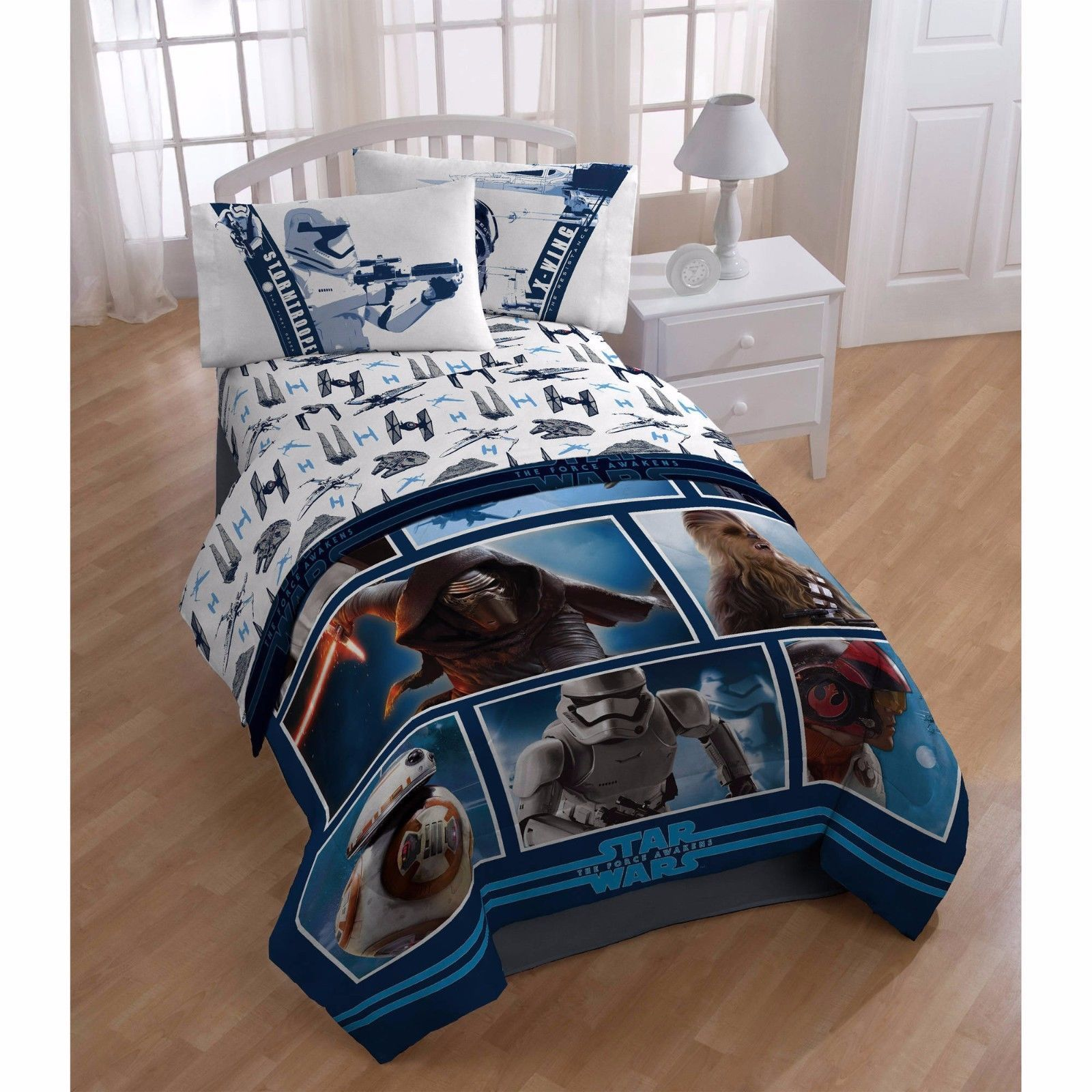 Star Wars Comforter Sets