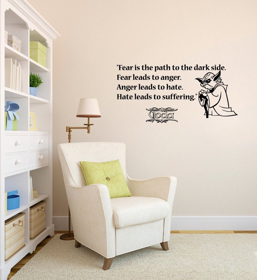 Star Wars Nursery Wall Decals