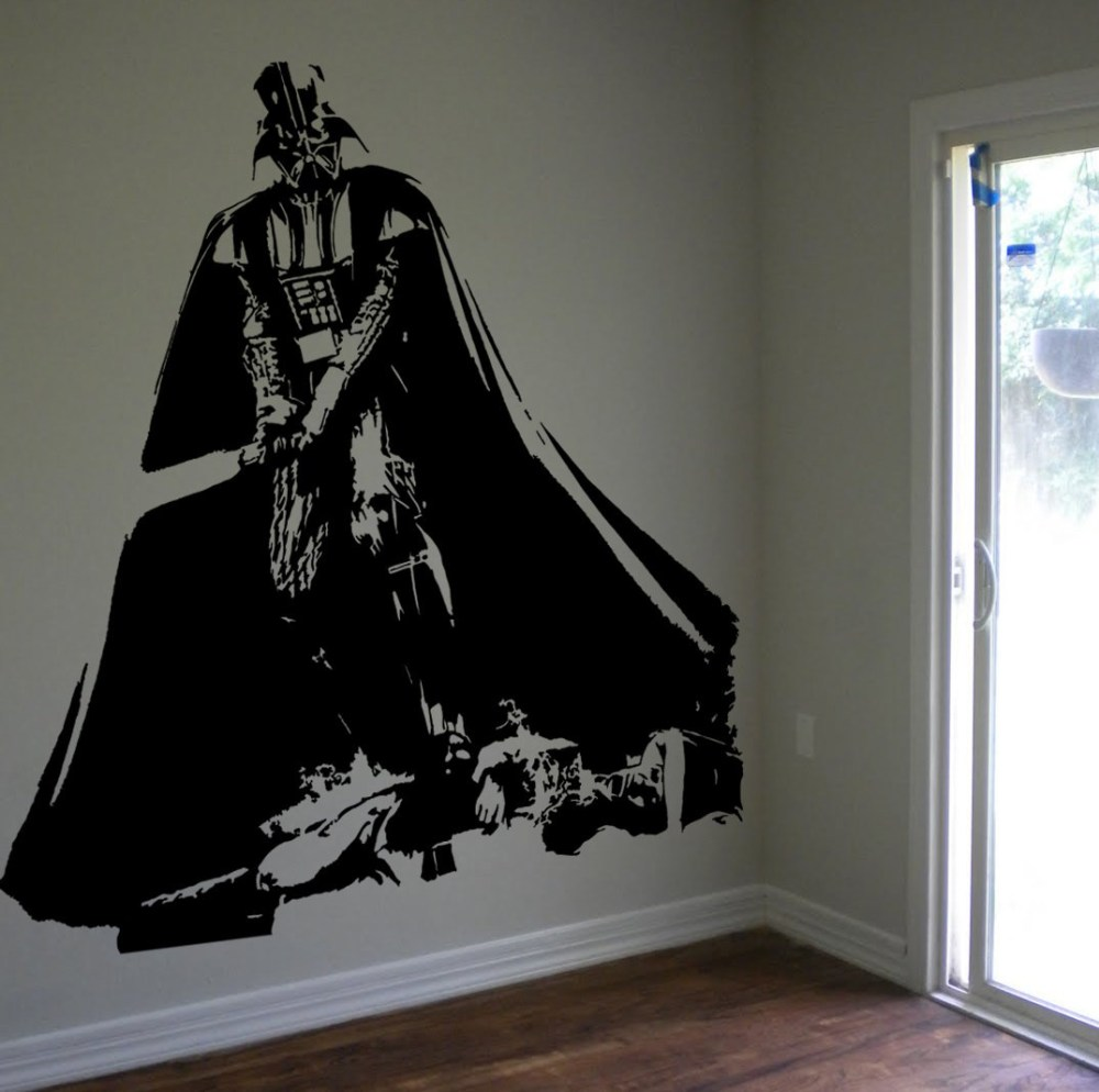 Star Wars Vinyl Wall Decals