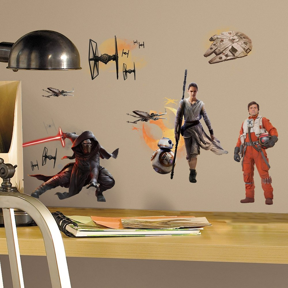 Star Wars Wall Decals Amazon
