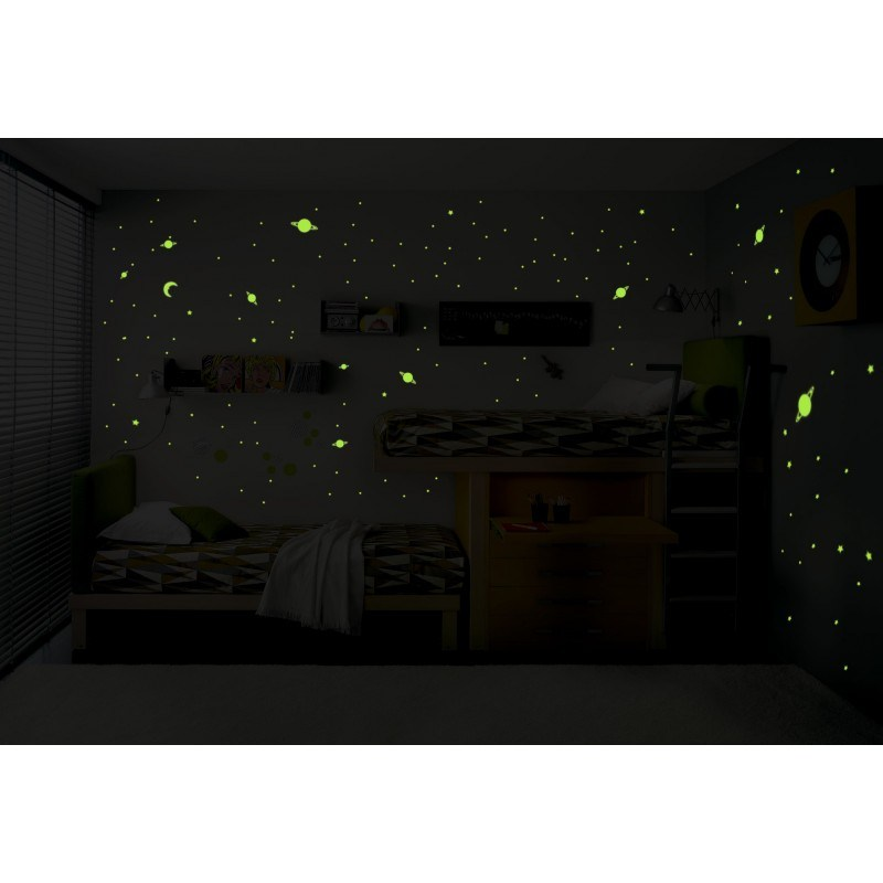 Stars And Planets Wall Decals