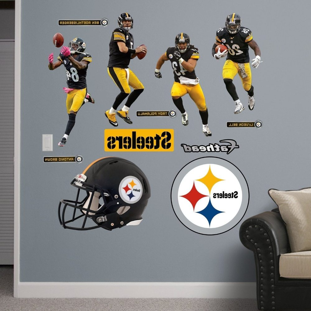 Steelers Wall Decals