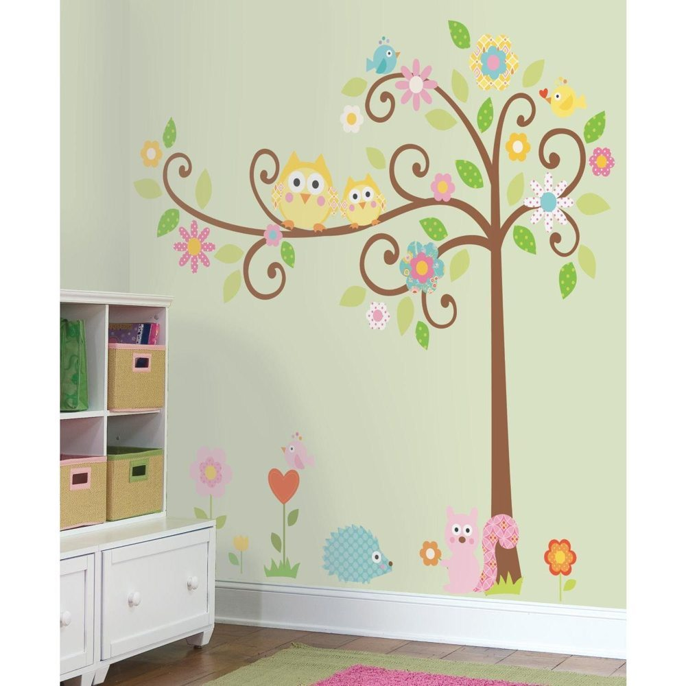 Stick On Wall Decals
