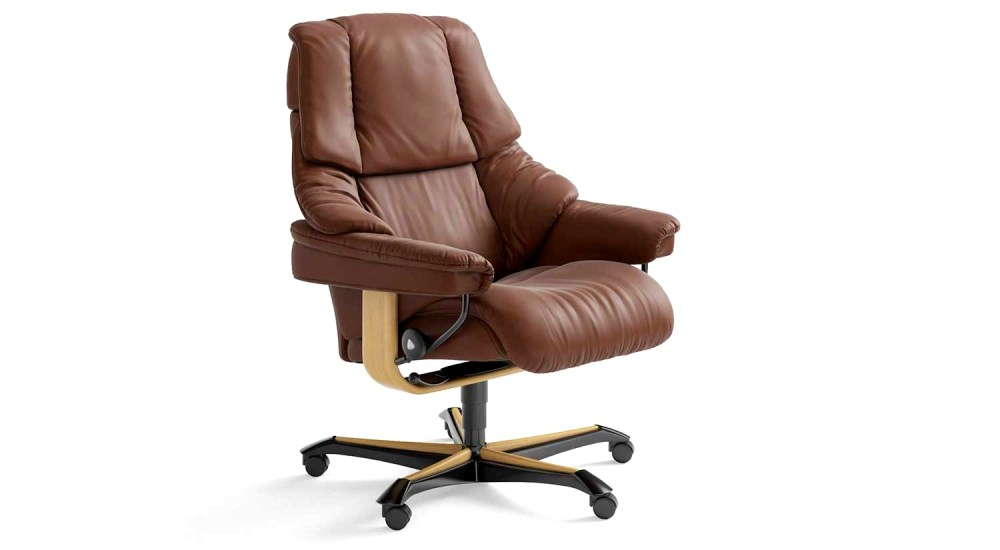 Stressless Office Chair Ebay