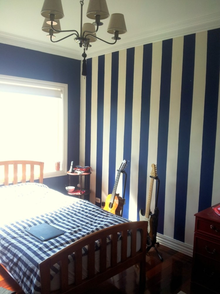 Striped Wall Decals