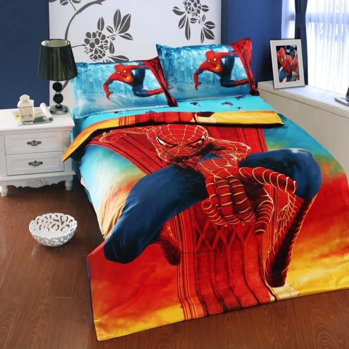 Superman Comforter Set