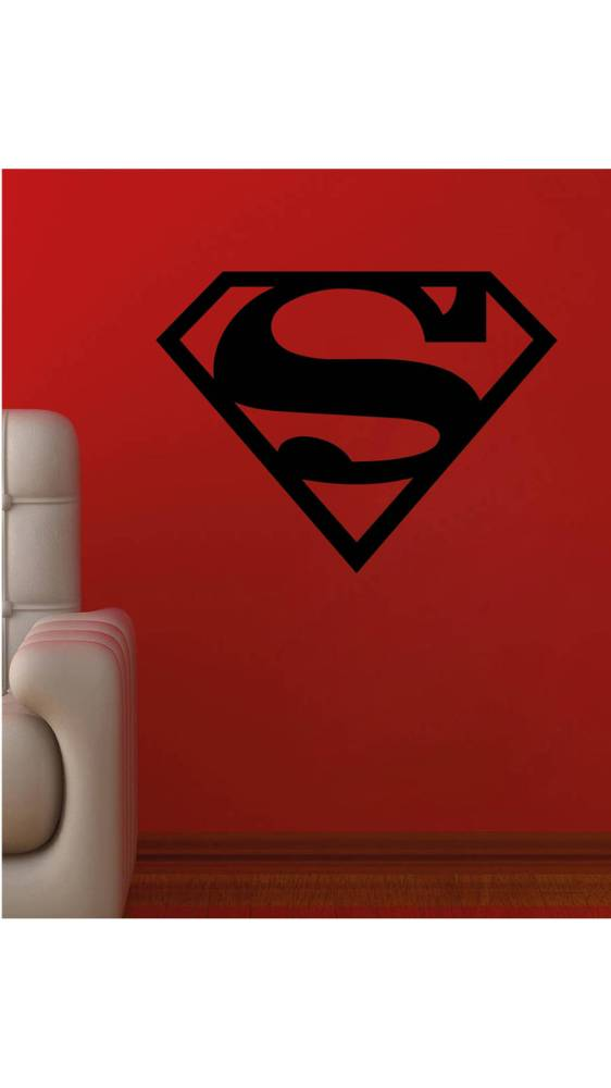 Superman Wall Decal India