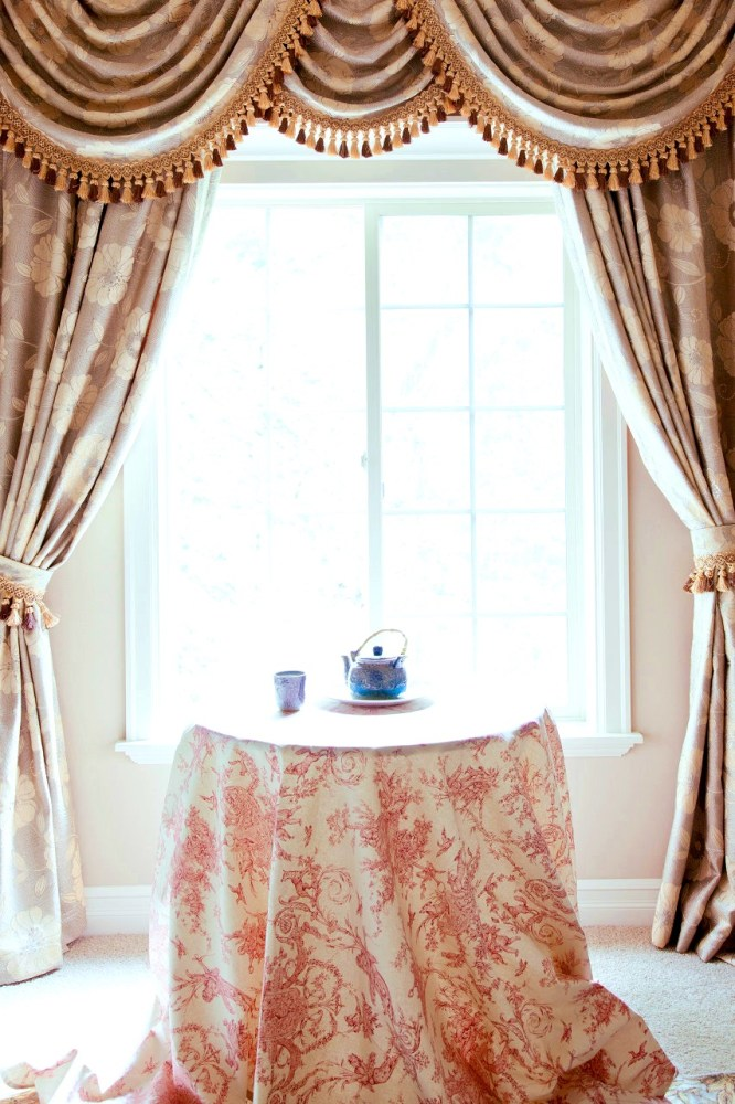 Swags And Valances Patterns