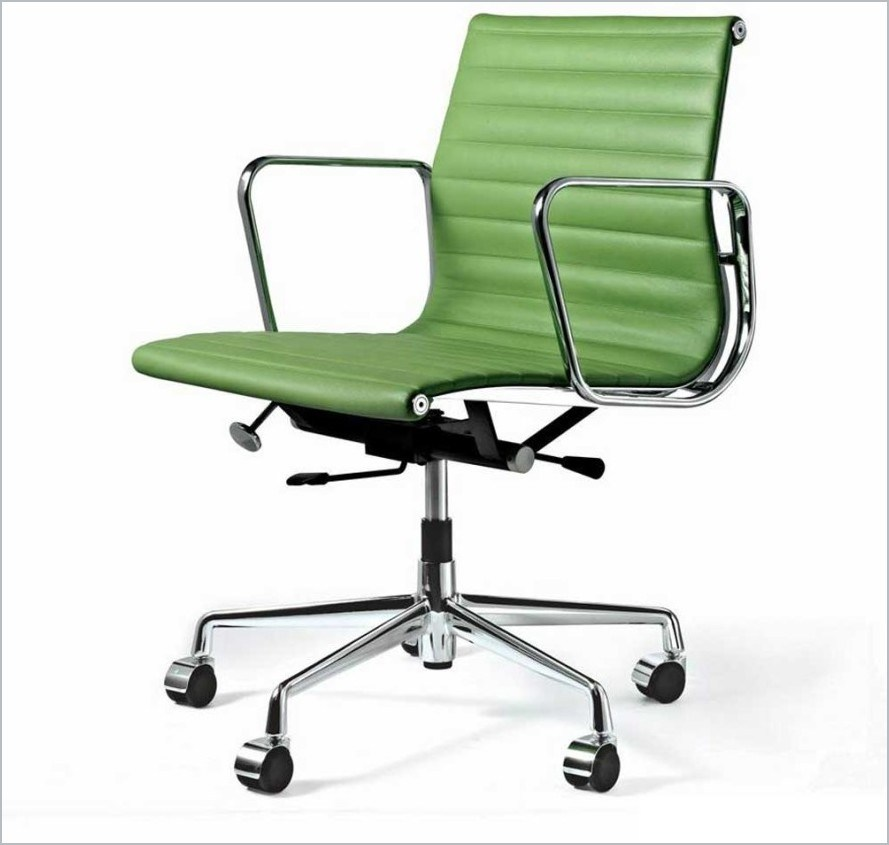 Swivel Office Chair Without Wheels