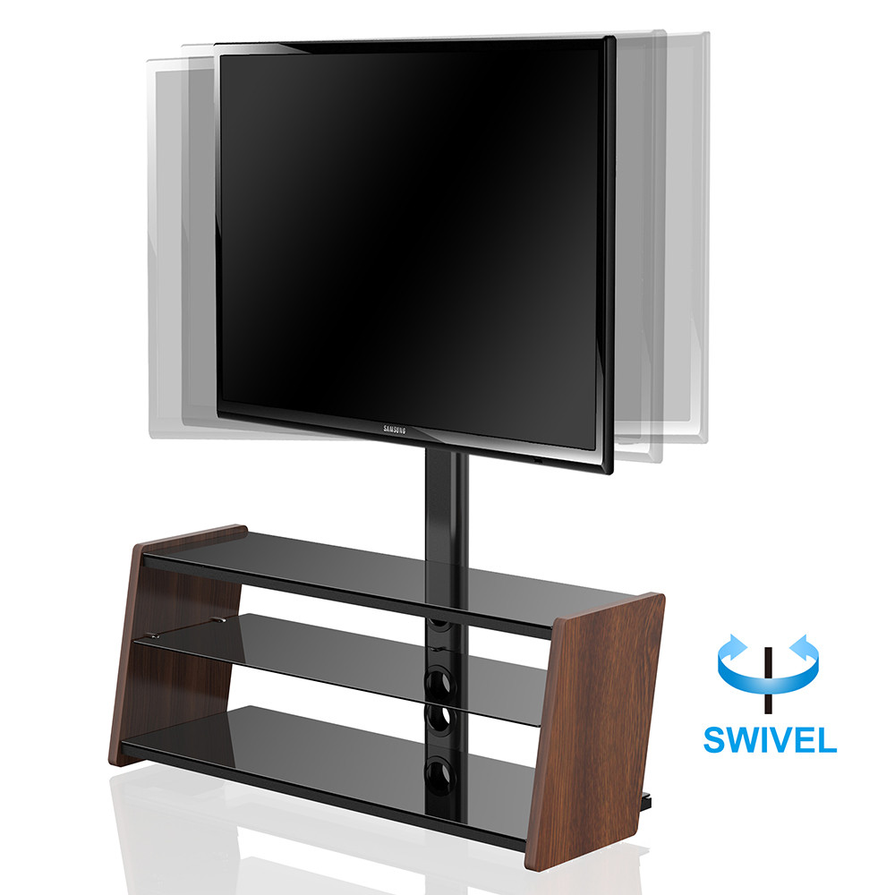 Swivel Tv Stand For 55 Inch Tv