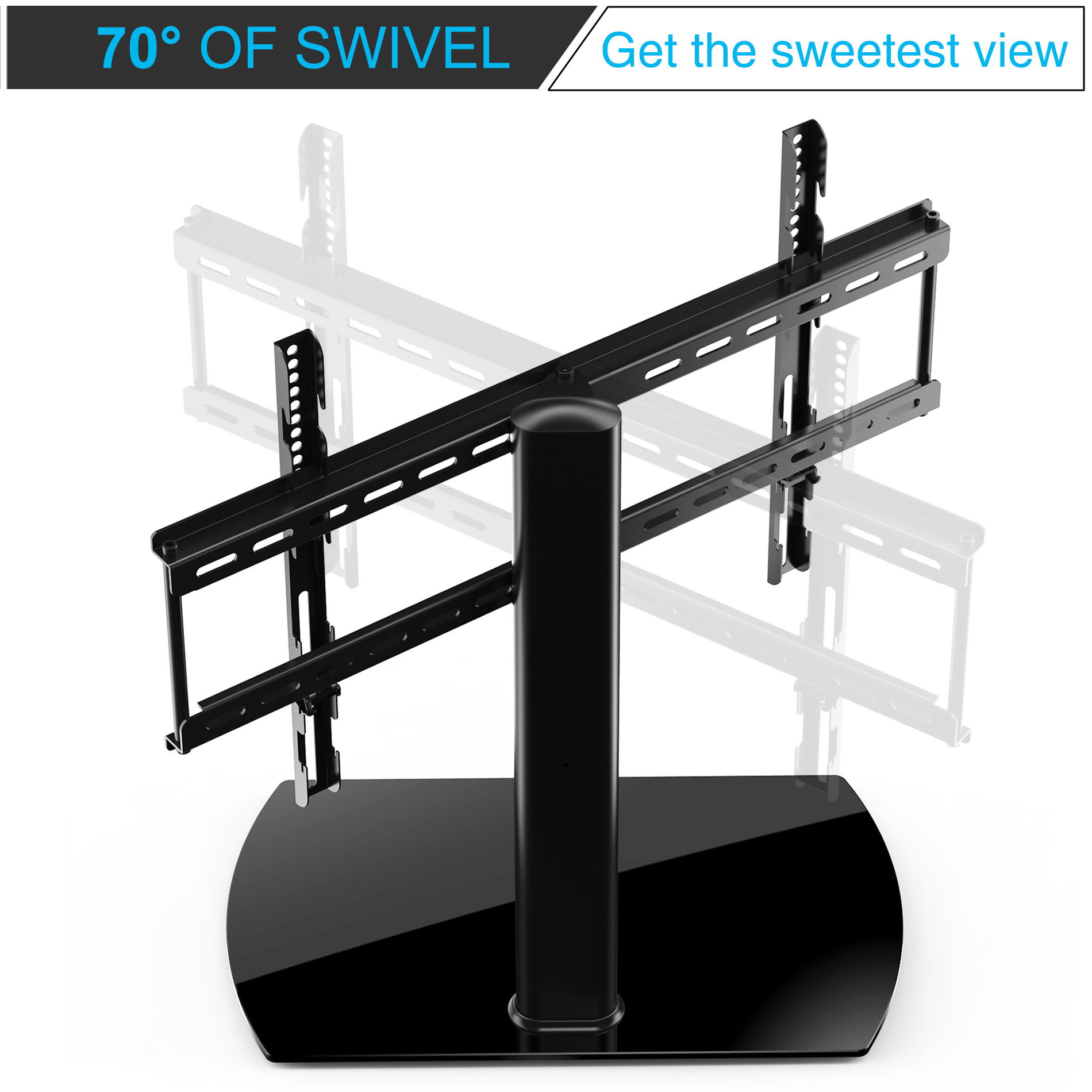Tabletop Tv Stand 60