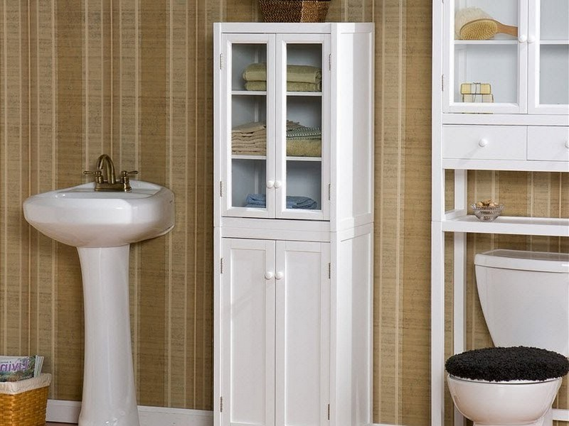 Tall Bathroom Cabinets Uk