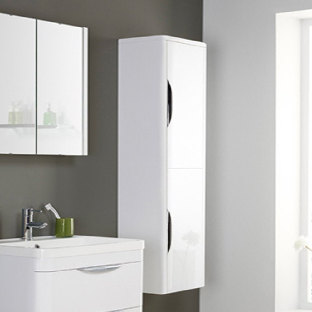 Tall Bathroom Wall Cabinets