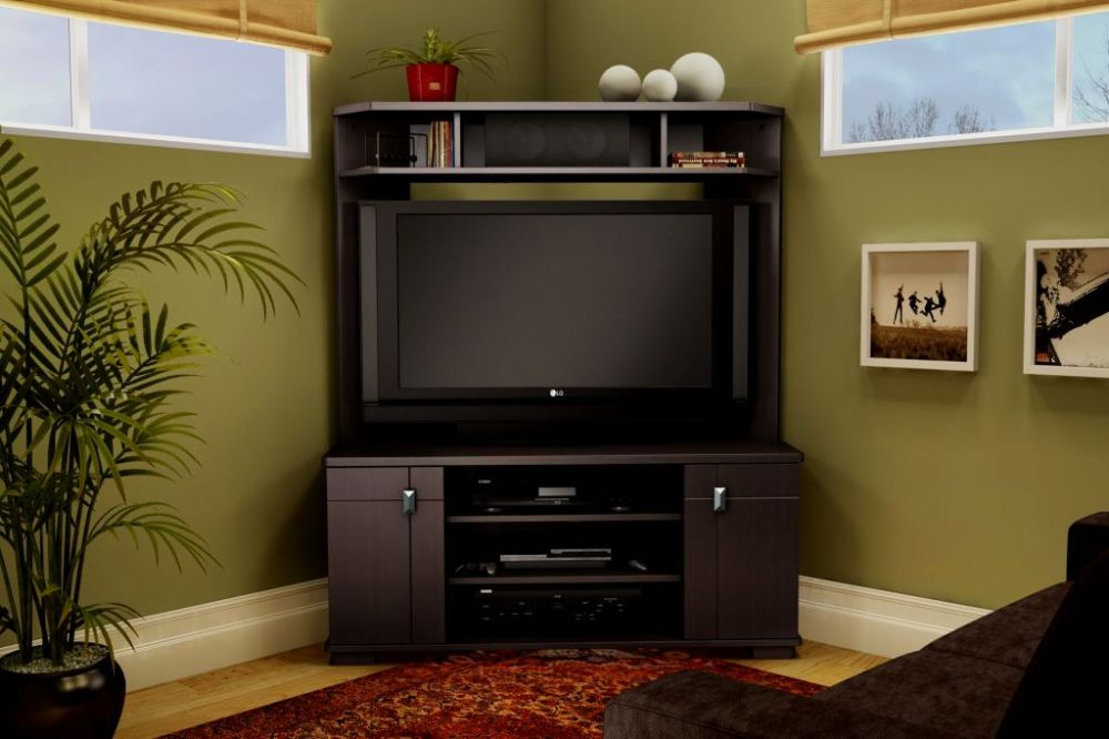 Tall Corner Tv Stand With Mount