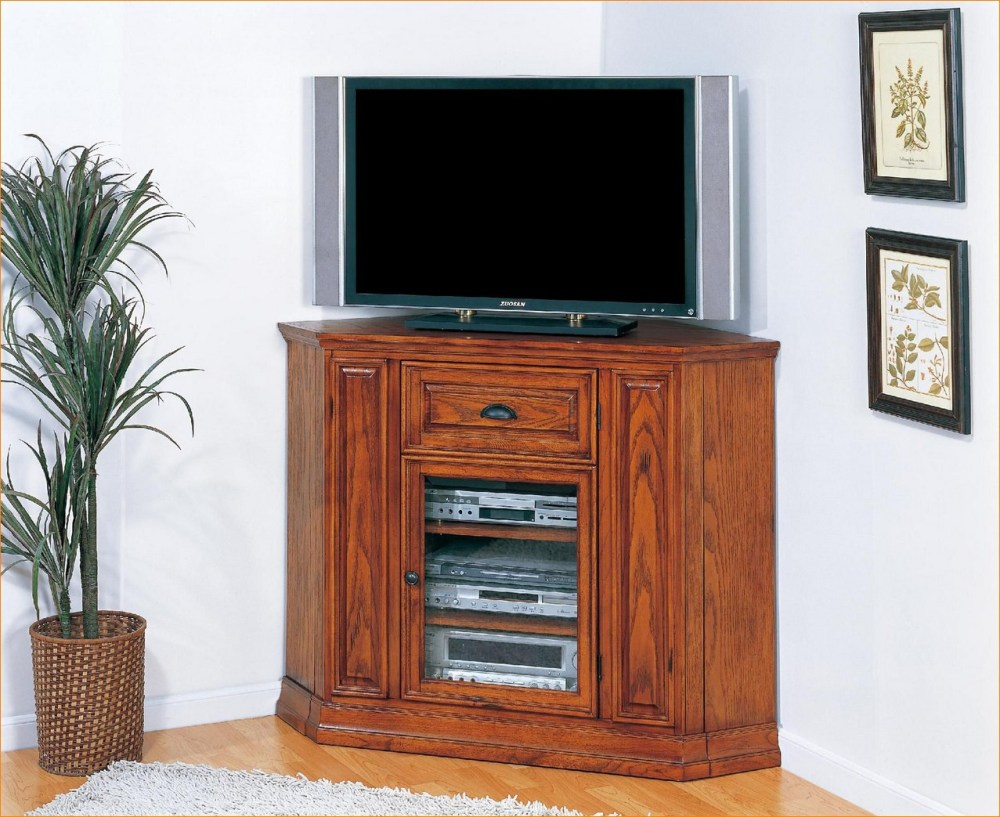 Tall Corner Tv Stands