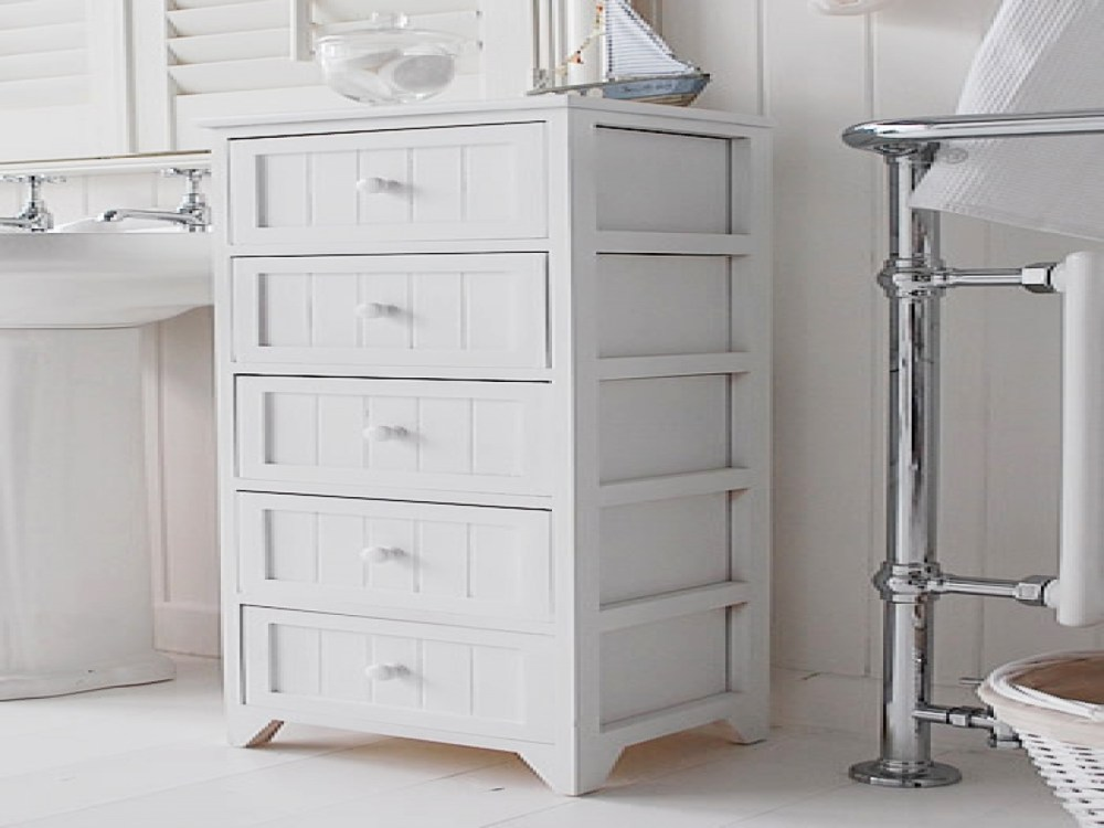 Tall Skinny Bathroom Storage Cabinet