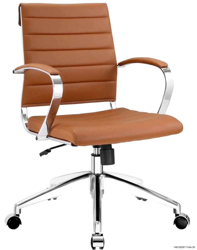 Tan Leather Office Chair Australia