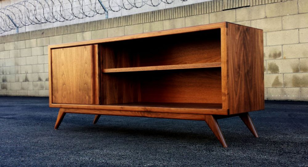 Target Mid Century Tv Stand