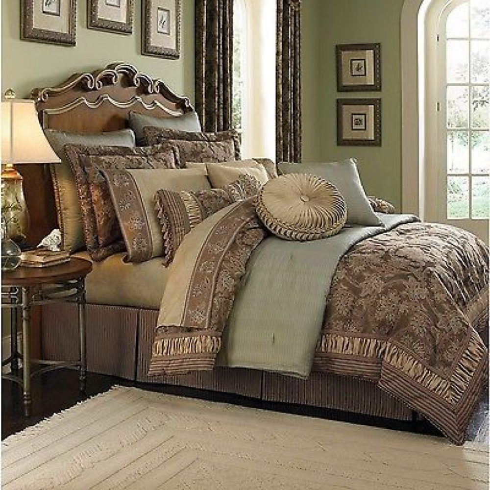 Taupe Comforter Sets Queen