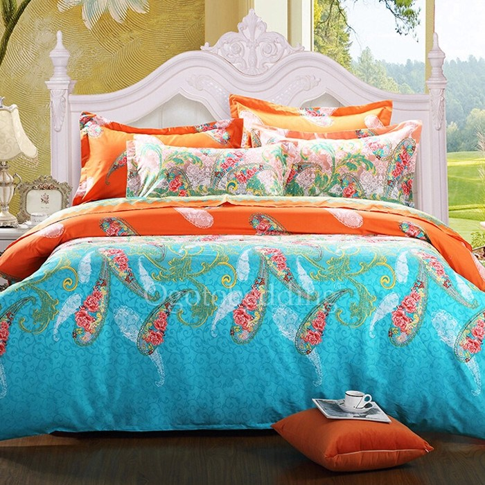 Teal Comforter Sets Full