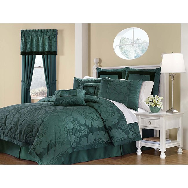 Teal King Comforter Set