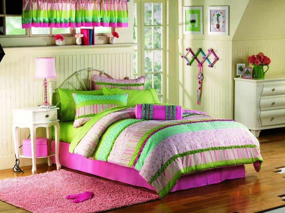 Teenage Girl Comforter Bed Sets