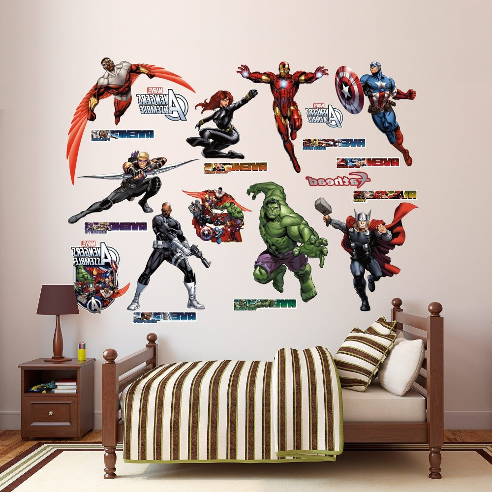 Teenage Mutant Ninja Turtle Wall Decals