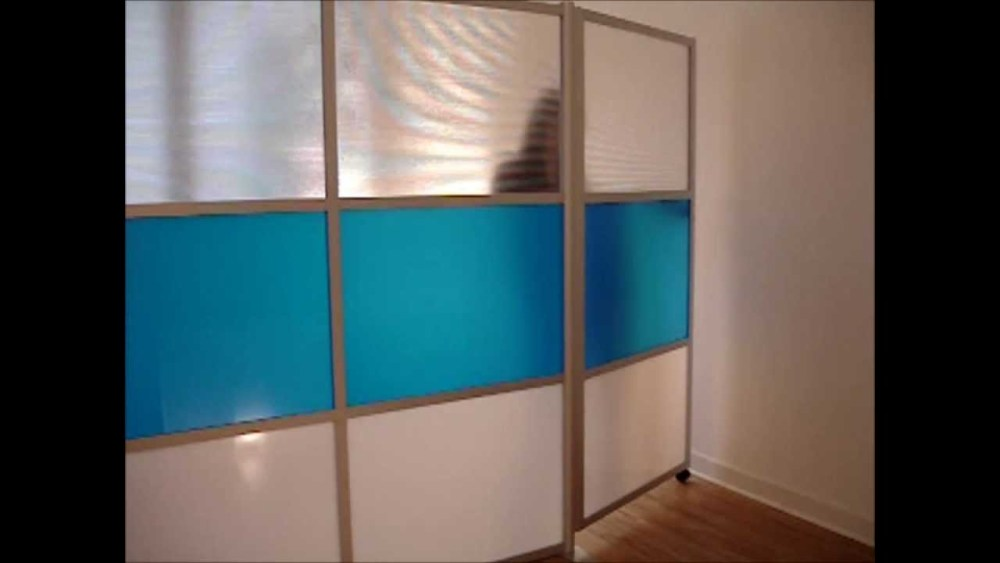 Temporary Room Divider