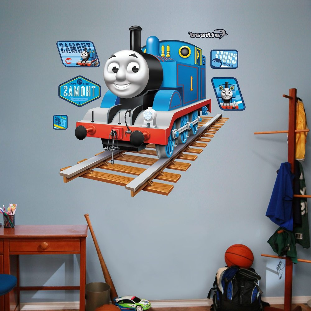 Thomas The Train Wall Decals Target